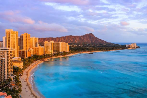 Honolulu, Hawaii. – Foto