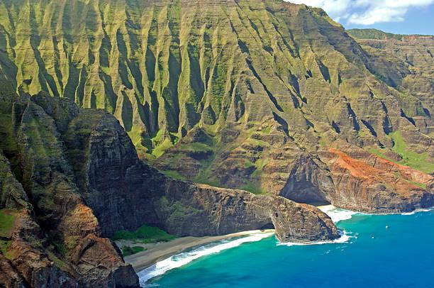Honopu Beach, Kauai – Foto