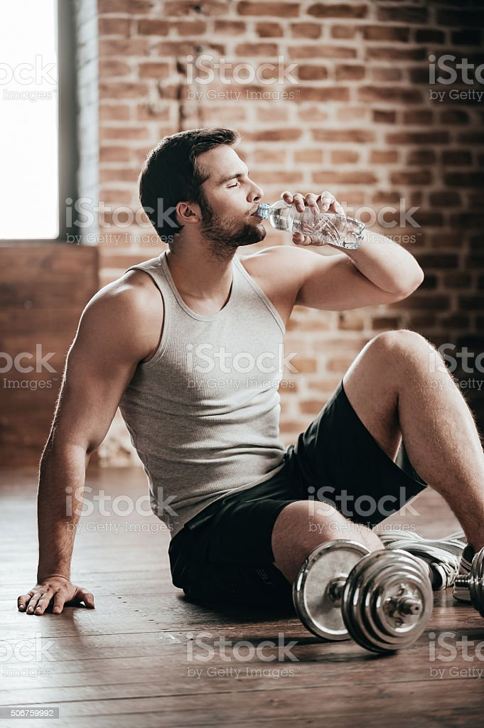 Honored sip. stock photo