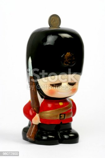 Honour Guard Moneybox Stock Photo & More Pictures of Adobe