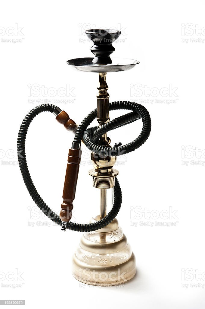 hookah stock photo