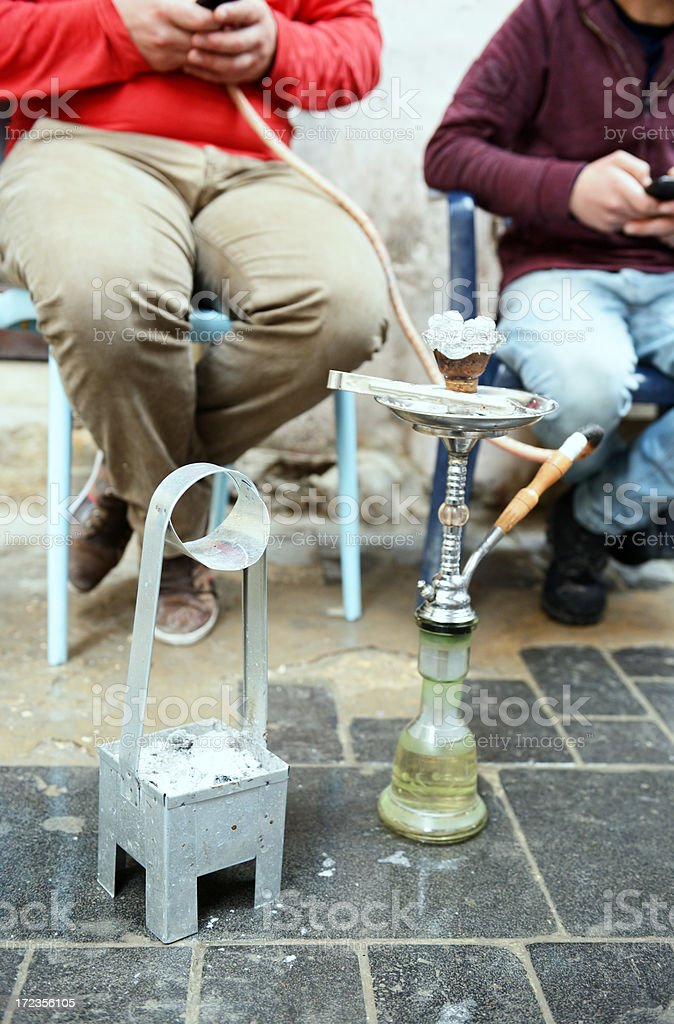 Hookah royalty-free stock photo