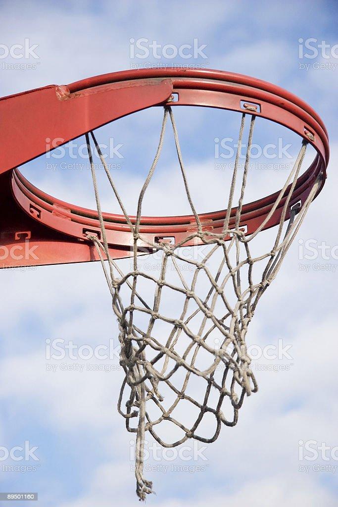 Hoops II royalty-free stock photo
