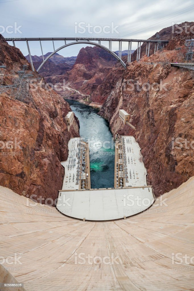 Hoover Dam Stock Photo - Download Image Now - iStock