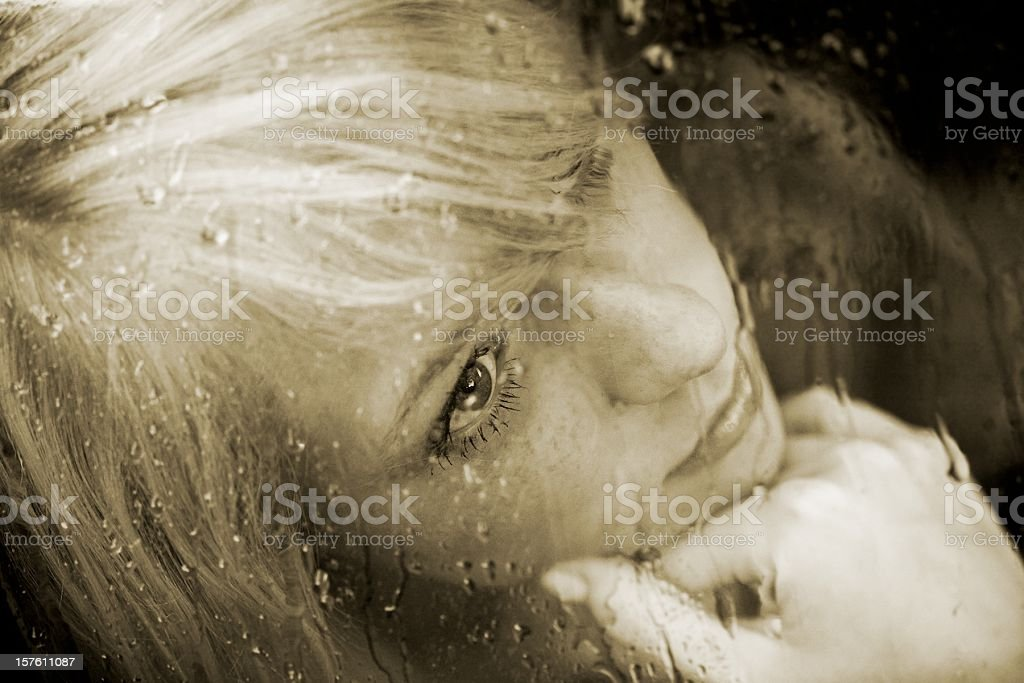 hope for better days royalty-free stock photo