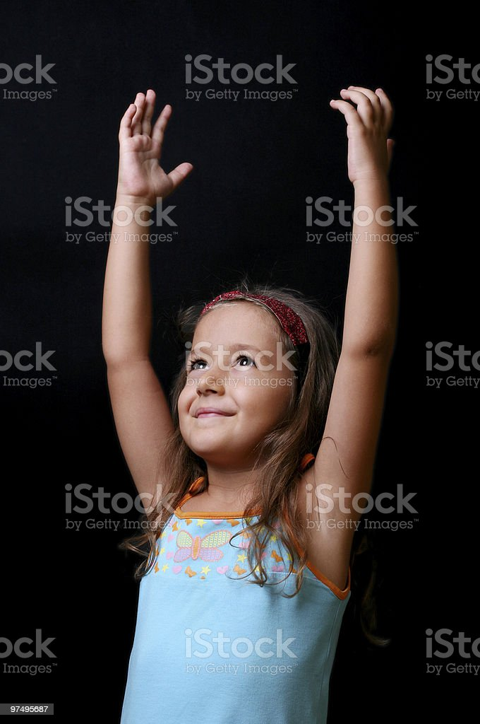 Hope royalty-free stock photo
