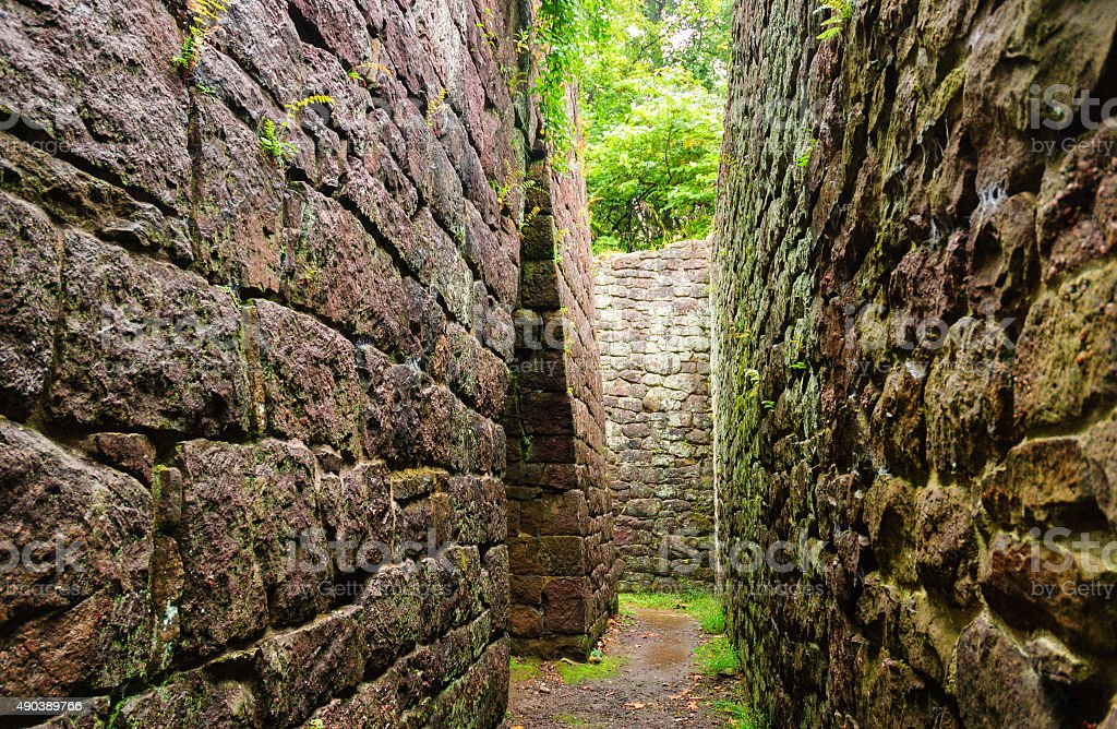 Hopewell Furnace National Historic Site stock photo