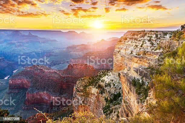 Photo of Hopi Point at Grand Canyon National Park