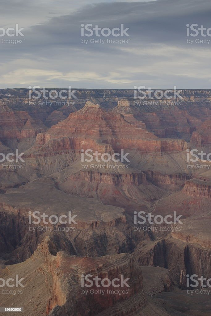 Hopi Point royalty-free stock photo