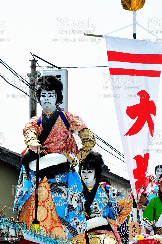 Horan-Enya festival (Matsue,Shimane,Japan) – Foto