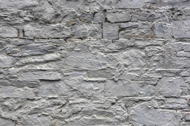 horizontale backstein steinwand hintergrund nahaufnahme mit textfreiraum - steine für gartenmauer stock-fotos und bilder
