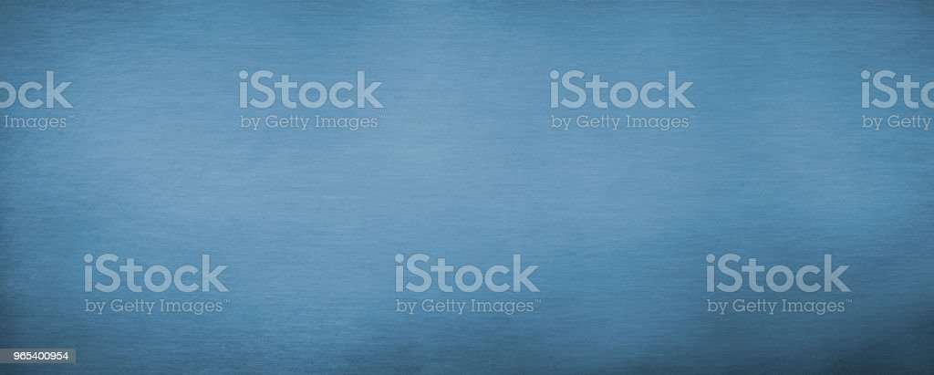 Horizontal Brushed blue metal texture royalty-free stock photo