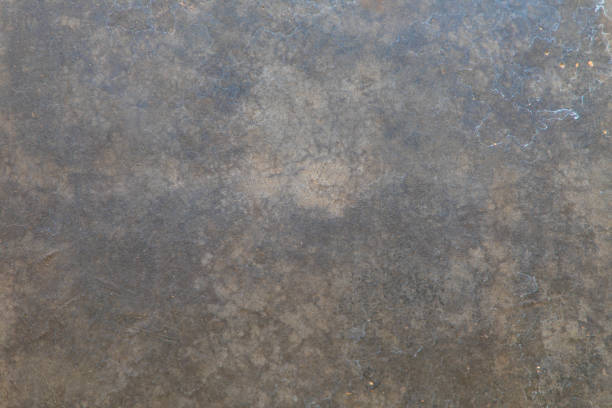 horizontal design on cement and concrete texture for pattern and background. stock photo