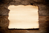 istock Horizontal old paper 488520717
