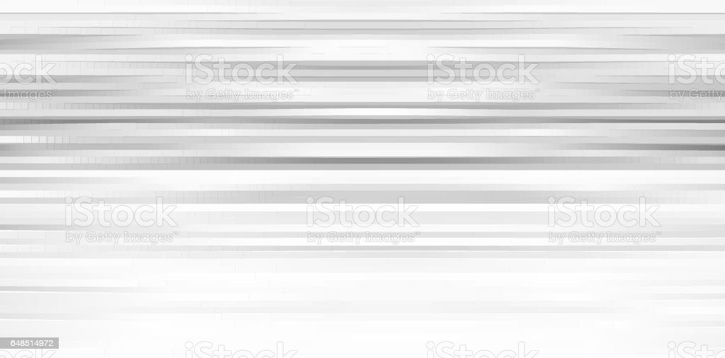 Horizontal white 3d cubes abstraction backdrop stock photo