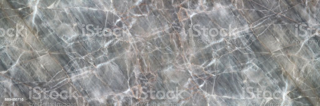 horizontal white dark marble for pattern and background stock photo