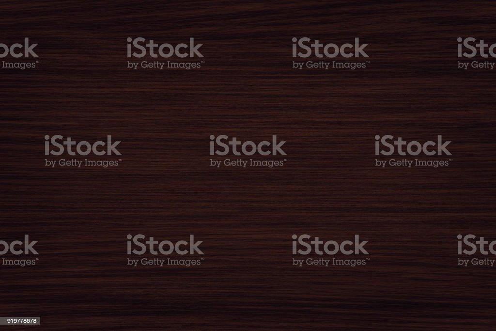 Bois foncé texturé horizontalement photo libre de droits