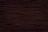 Horizontaly textured dark wood