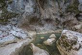 Horma Canyon National parks, Kastamonu-Turkey