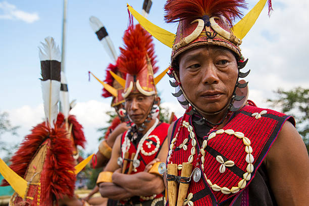 Top 60 Naga People Stock Photos, Pictures, and Images - iStock