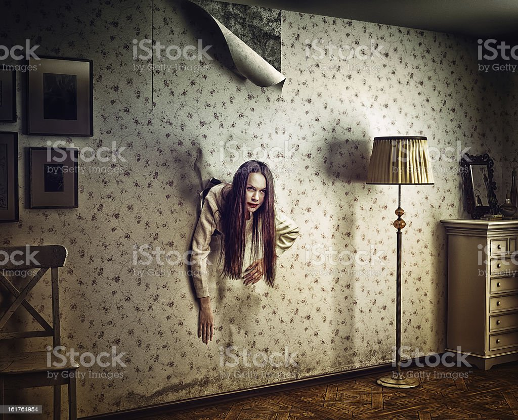 horror stock photo