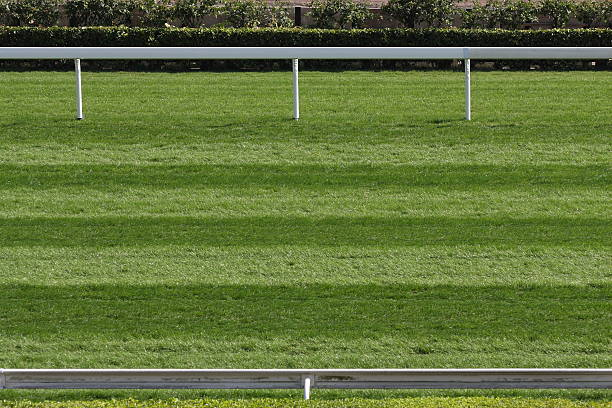 Horse Racing Track  new territories stock pictures, royalty-free photos & images