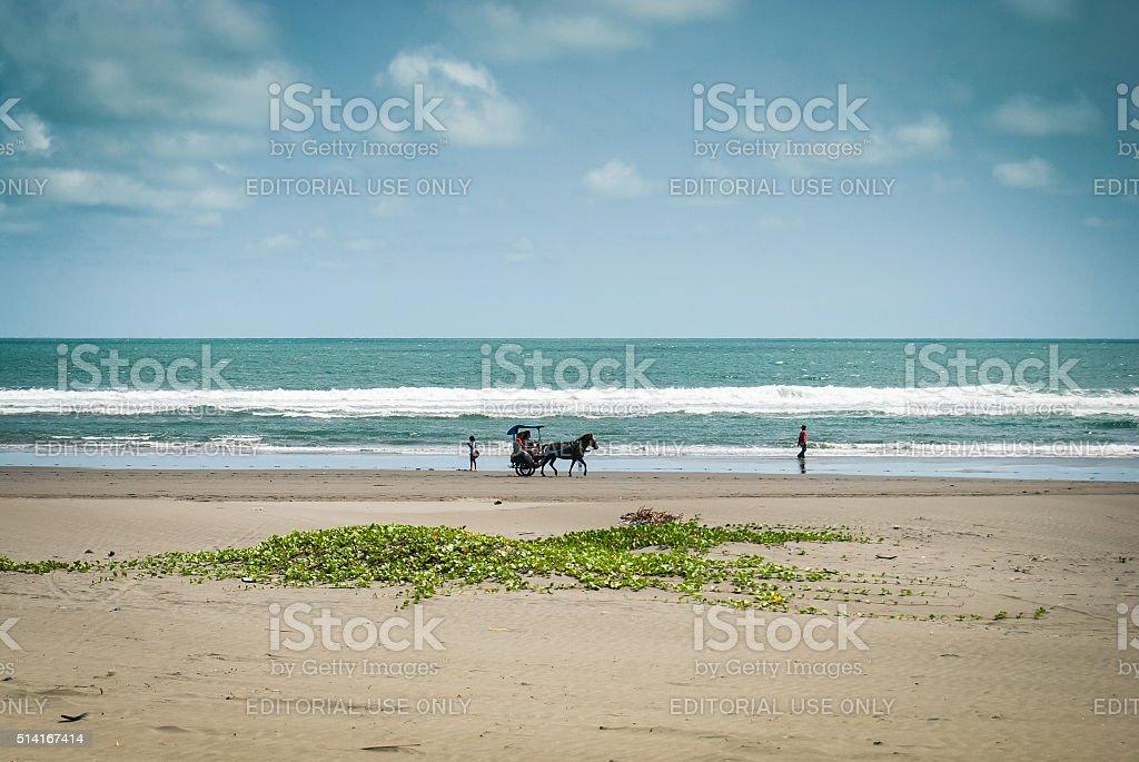 Horse Ride 2 stock photo