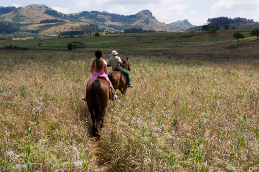 istock Horse riding Milwane Wildlife Sanctuary Swaziland Africa 172126051