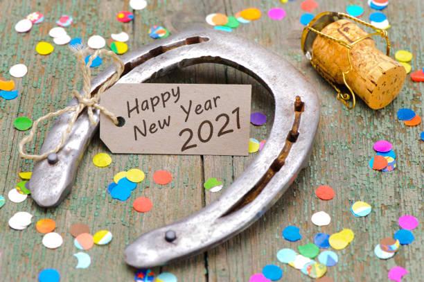 Horse shoe with greetings for new year 2021 picture id1270213201?b=1&k=6&m=1270213201&s=612x612&w=0&h=g3z j6jepknmpu9gmhxlyd1ckqdrcxydmypogngax5w=