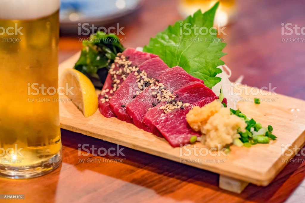 Horse sting and beer stock photo