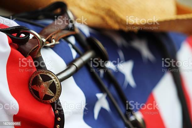 Horsegear lying on usa flag picture id162959685?b=1&k=6&m=162959685&s=612x612&h=igso5nq0shnuc8bjobb7oa9kkwykod7n3ryzdjazmk0=