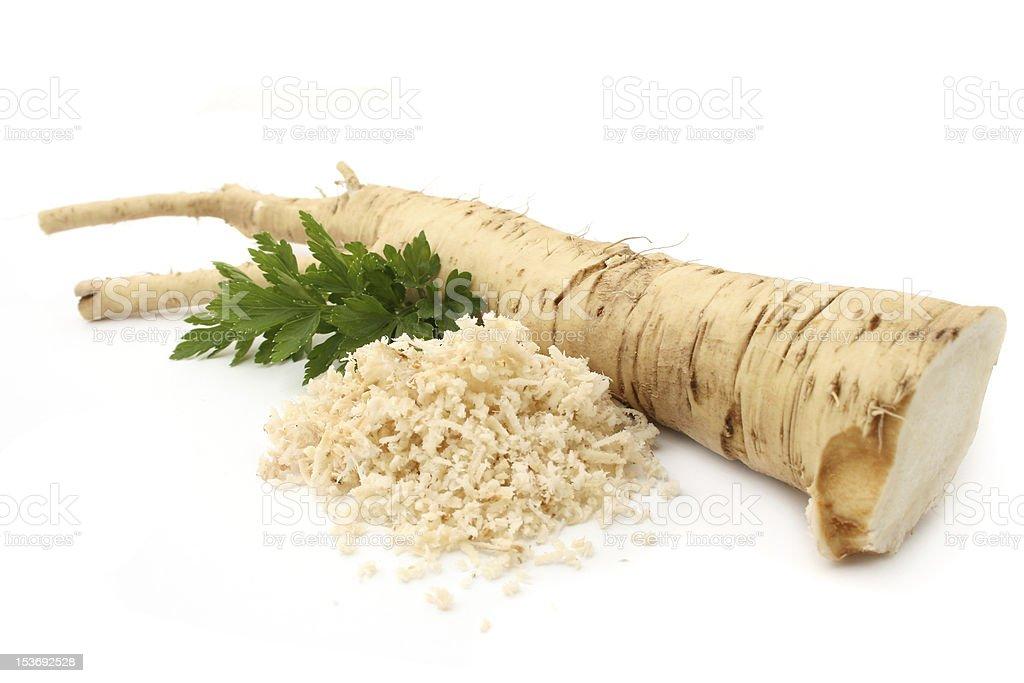 horseradish royalty-free stock photo