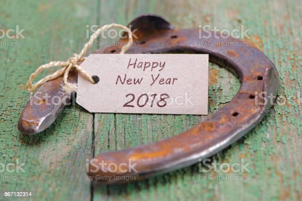 Horseshoe as talisman for good luck at new year 2018 picture id867132314?b=1&k=6&m=867132314&s=612x612&h=se1uex29vbj2evinulk0sic8h6gvp0i1qebktyw3d7u=
