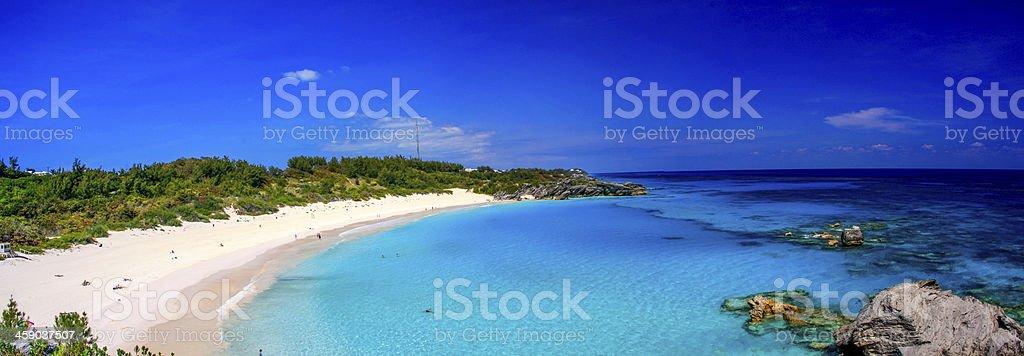horseshoe bay Bermudy – zdjęcie