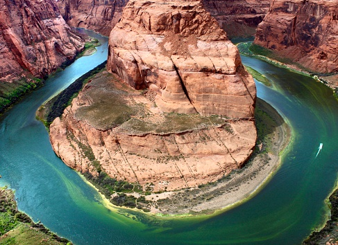 Horseshoe Bend Stock Photo - Download Image Now