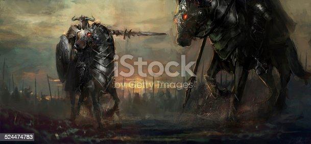 istock horsman 524474783