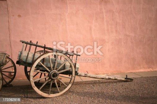 istock Horzontal Wagon cart 172262515