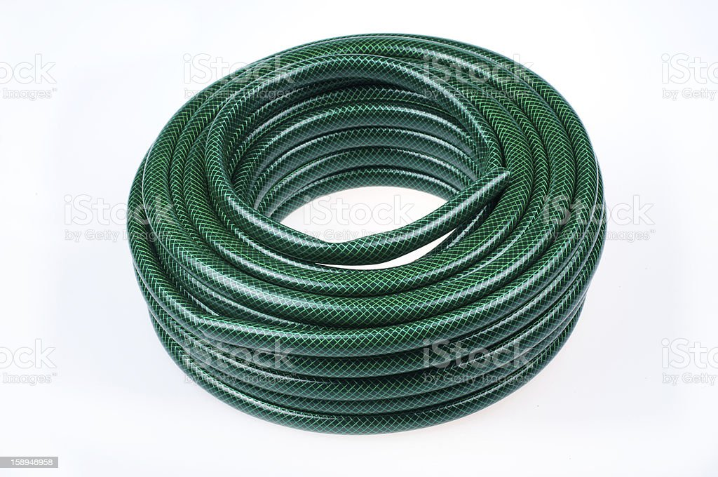 Hose-pipe royalty-free stock photo