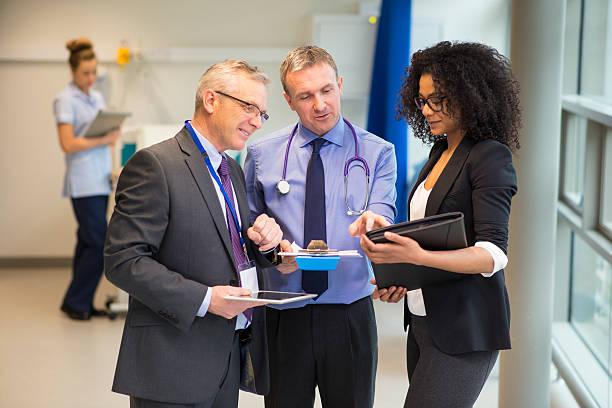 hospital administrator team hospital administrator team administrator stock pictures, royalty-free photos & images
