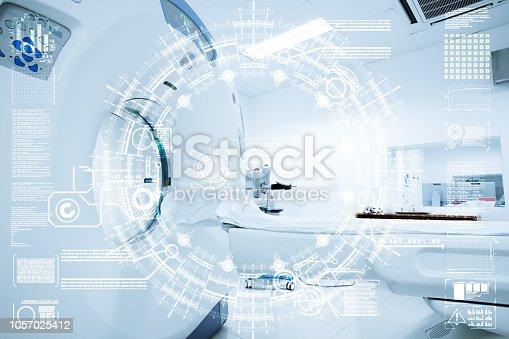 istock Hospital AI 1057025412