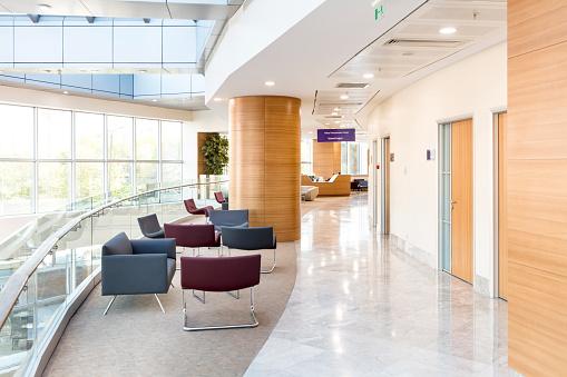 Hospital Floor Interior
