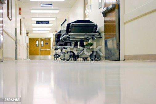 629429900istockphoto Hospital Hall 173563485