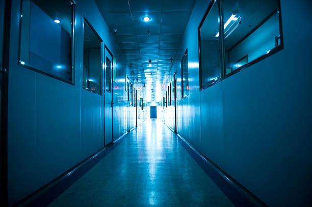 hospital lab stock photo