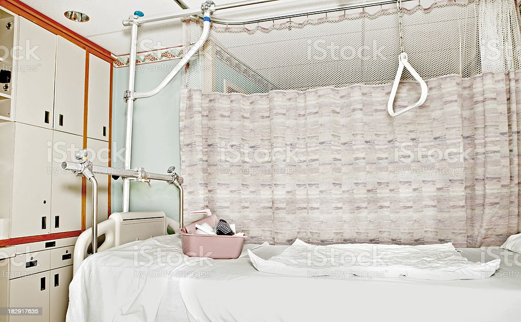 Hospital Room orthopedic stock photo
