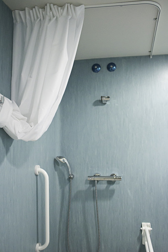 istock Hospital shower 694253170