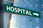 Hospital / Traffic sign (Click for more)