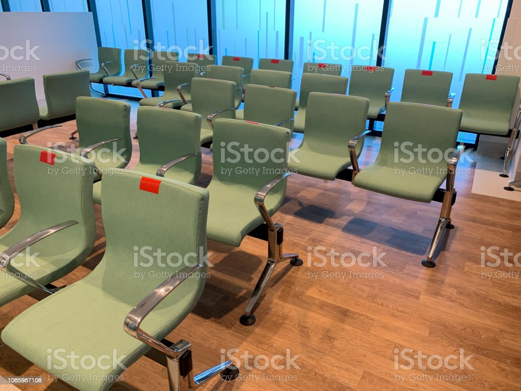 Hospital Waiting Room Stock Photo Download Image Now Istock