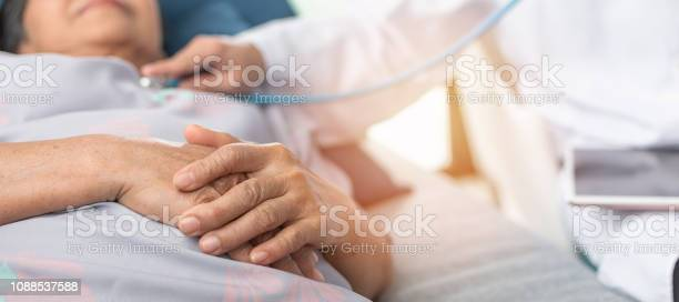 Hospitalized elderly patient senior old aging woman laying on bed picture id1088537588?b=1&k=6&m=1088537588&s=612x612&h=x0ckmppktvhnrp31p1y lt2erdyv22gi4ivedf3t7t4=