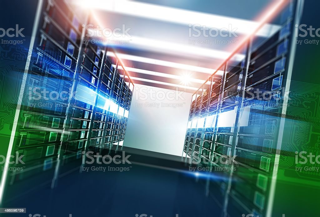Ausrichtung Server Zimmer – Foto