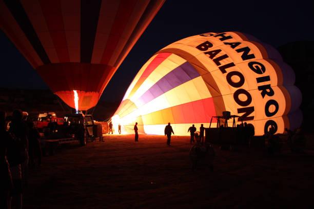 Heißluftballon Kappadokien – Foto
